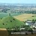 Waterloo de heuvel met leeuw
