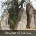 Weris (Oppagne) de 3 menhirs