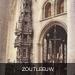 Zoutleeuw kerk met sacramentstoren