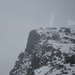 De top van Mont Dalsnibba