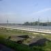 Moerdijkbruggen vanuit trein