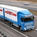 Post - Sneek  DAF  XF  Combi