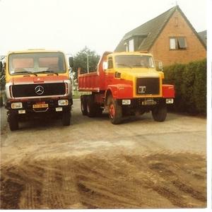 Mercedes en Terberg