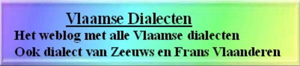 Vlaamse dialecten