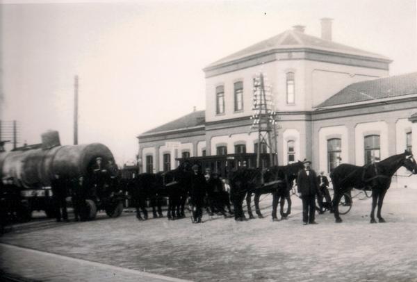 RR_Kroon station Assen ca 1930