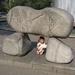 Stenen rond fontijn (S)