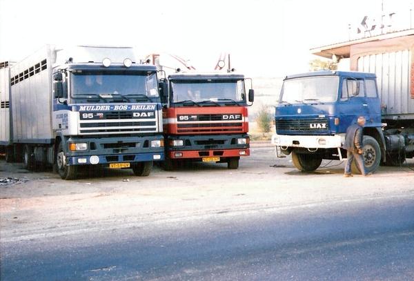 In  Bulgarije 1995