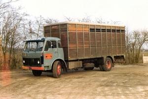 Volvo F86 maart 1980