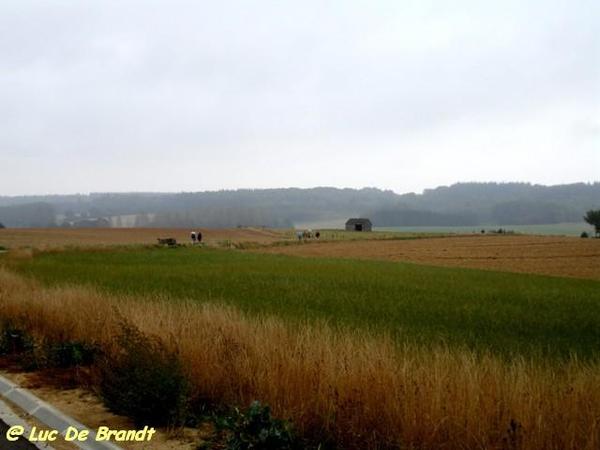 Ardennen wandeling Adeps Ermeton-sur-Biert