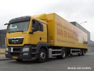 DHL - Drachten      BV-GL-80