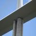 Metalen bruggendek met een oppervlakte 65.000m2