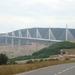 De 7 pijlers waarvan de hoogste 343m boven de Tarn