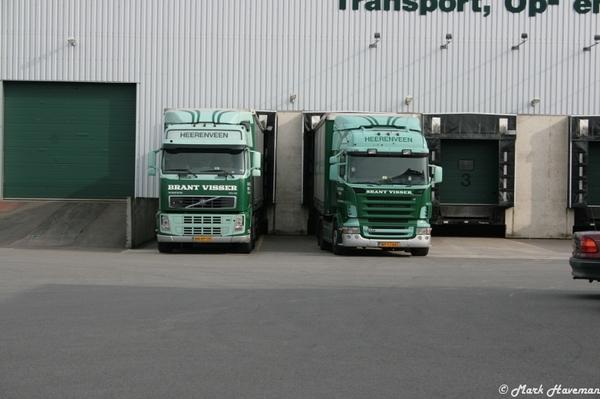 Volvo en Scania