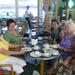 de grote vier Godinnen in Benidorm 27 spet. 2009 016