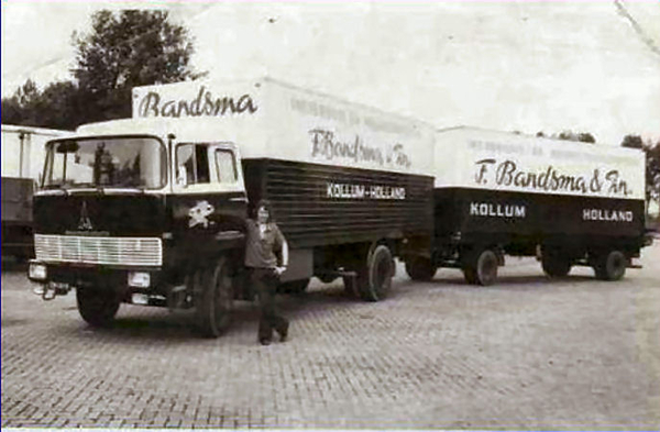 Bandsma - Kollum