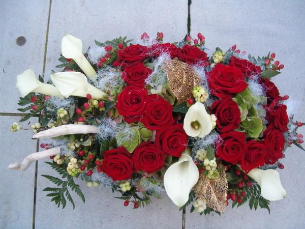 bloemstuk 50 jaar getrouwd Paarden liefhebber bloemstuk 50 jaar getrouwd